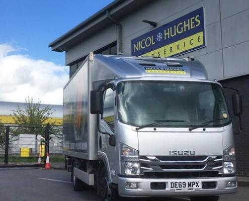 Nicol Hughes Foodservice - Delivery
